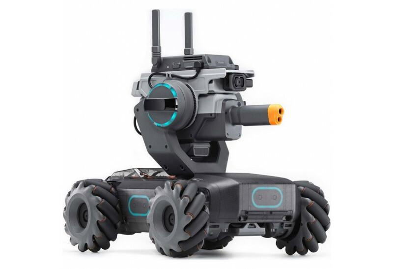 Robot Educativo Inteligente DJI RoboMaster S1